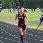 Watervliet High School Cross Country Varsity Girls finishes 2nd place at SAC Jamboree #1