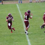 Watervliet High School Football JV beats Martin High School 41-0