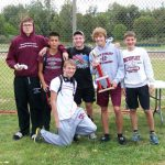 Watervliet High School Cross Country Varsity Boys finishes 1st place at Bangor Invitational