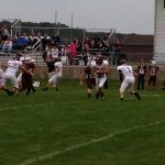 Watervliet High School Football Varsity beats Martin High School 49-0