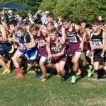 Watervliet High School Cross Country Varsity Boys finishes 2nd place at Berrien County meet