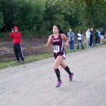 Watervliet High School Cross Country Varsity Girls finishes 2nd place at Berrien County Meet