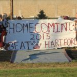 Watervliet High School Football Varsity beats Hartford High School 41-17