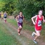 Watervliet High School Cross Country Varsity Boys finishes 6th place at Portage Invitational