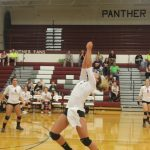 Watervliet High School Volleyball Varsity falls to Decatur High School 0-3