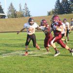 Watervliet High School Football JV beats Marcellus High School 63-6