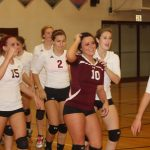 Watervliet High School Volleyball Varsity beats Marcellus High School 3-1