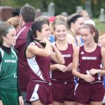 Watervliet High School Cross Country Varsity Girls finishes 2nd place at SAC Championship