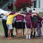 Watervliet High School Cross Country Varsity Boys finishes 2nd place at SAC Championship Meet