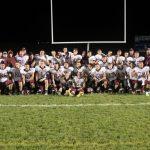 Watervliet High School Football Varsity beats Lawton High School 54-20