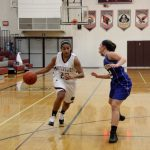 Watervliet High School Basketball Varsity Girls falls to Lake Michigan Catholic High School 21-56