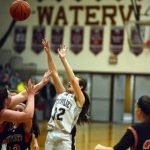 Watervliet High School Basketball JV Girls beats Marcellus High School 55-11