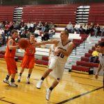 Watervliet High School Basketball Varsity Boys beats Marcellus High School 50-48