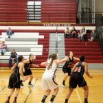 Watervliet High School Basketball Varsity Girls beats Marcellus High School 34-33