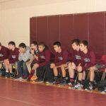 Watervliet High School Wrestling Varsity beats Martin High School 48-25