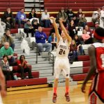 Watervliet High School Basketball Varsity Boys beats Bangor High School 73-52