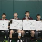 Watervliet High School Wrestling Varsity finishes 4th place at Berrien Springs Invitational
