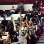 Watervliet High School Basketball JV Girls beats Gobles High School 40-18