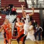 Watervliet High School Basketball Varsity Boys beats Gobles High School 70-39
