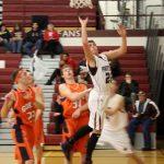Watervliet High School Basketball Varsity Boys beats Gobles High School 70-39
