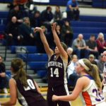 Watervliet High School Basketball JV Girls beats Saugatuck High School 32-27