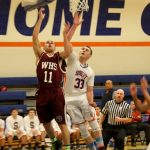Watervliet High School Basketball Varsity Boys beats Saugatuck High School 78-65