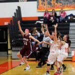 Watervliet High School Basketball Varsity Girls beats Marcellus High School 37-30