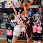 Watervliet High School Basketball Varsity Boys beats Marcellus High School 50-45