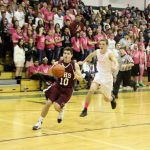 Watervliet High School Basketball Varsity Boys beats Hartford High School 57-42