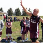 Watervliet High School Track/Field Varsity Boys finishes 1st place at SAC Tri (Lawton, Lawrence)