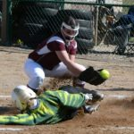 Watervliet High School Softball JV falls to Coloma High School 5-12