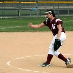 Watervliet High School Softball JV beats Lawrence High School 11-3