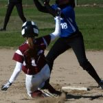Watervliet High School Softball JV beats Plainwell High School 15-2
