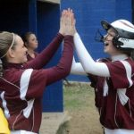 Watervliet High School Softball JV beats Lawton High School 17-1