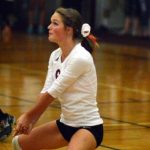 Watervliet High School Volleyball Varsity falls to Gobles High School