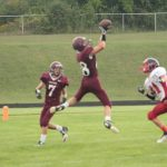 Watervliet High School Football JV beats Bangor High School 60-0
