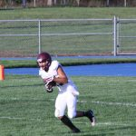 Watervliet High School Football Varsity falls to Gobles High School 32-33