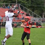 Watervliet High School Football JV beats Paw Paw High School 40-0