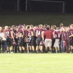 Watervliet High School Football Varsity beats Mendon High School 18-13