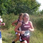Watervliet High School Cross Country Varsity Girls finishes 3rd place at Bangor Invite