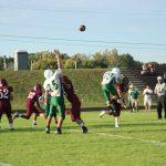 Watervliet High School Football JV beats Hartford High School 48-0