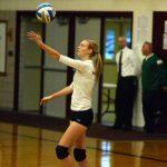 Watervliet High School Varsity Volleyball beat Indians 3-1