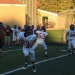 Watervliet High School Junior Varsity Football beat Wildcats 44-0