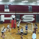 Watervliet High School Junior Varsity Volleyball ties Cassopolis High School 1-1
