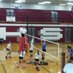 Watervliet High School Junior Varsity Volleyball falls to Blue Devils 1-2