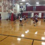 Watervliet High School 8th Grade Volleyball beat Blue Devils 3-1