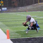 Watervliet High School Varsity Football falls to North Pointe Christian 35-41