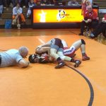 Watervliet High School Varsity Wrestling beat Redskins 51-27