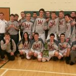 Watervliet High School Varsity Wrestling beat Wildcats 42-39
