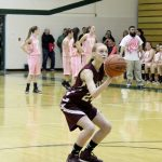 Watervliet High School Girls Varsity Basketball beat Indians 57-47
